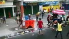 Une bagarre éclate au Carnaval de Rio 2015