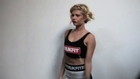 Trukfit Photoshoot with Chanel West Coast