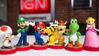 Unboxing and Comparing the Super Mario Series Amiibo
