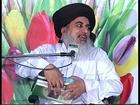 Ashiq e RASOOL (SAW) Hazrat Allama Khadim Hussain Rizvi Sb Damat-Barkatu-Humul-Aalia -