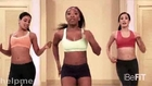 5 min cardio ABS dance  workout - part 2- (check zumba fitness playlist)