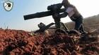 LiveLeak - Syria Jihadists attack SAA troops with ATGM