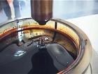 Magnetic Fluid Screw