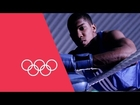 Anthony Joshua's Olympic Journey To Boxing Stardom | Athlete Profile